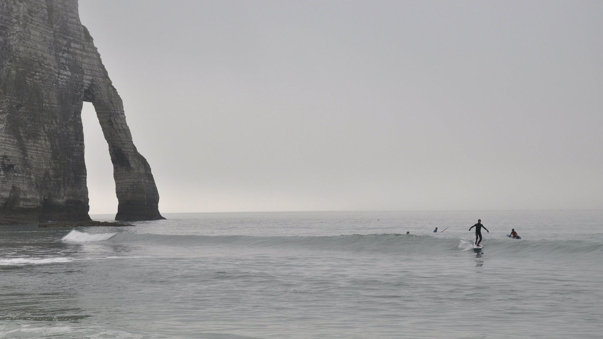 Surf étretat