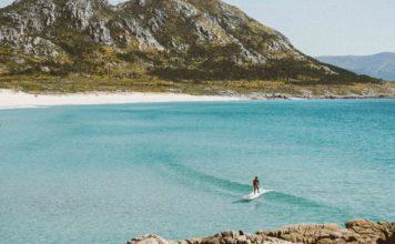 Galicia surfing