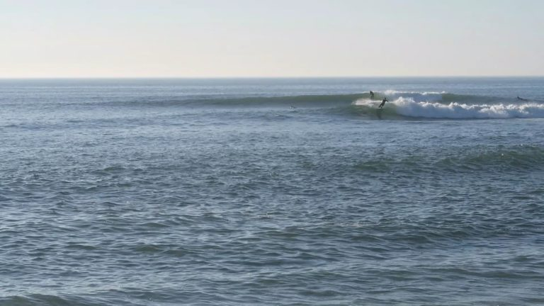 The Danish surf was on fire in may