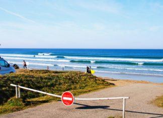 surfing bretagne in august