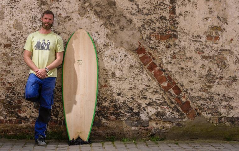 Jabali Surfboards becomes 'Gold Level' ecoboard builder