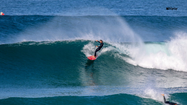 Where to surf in Europe in October?