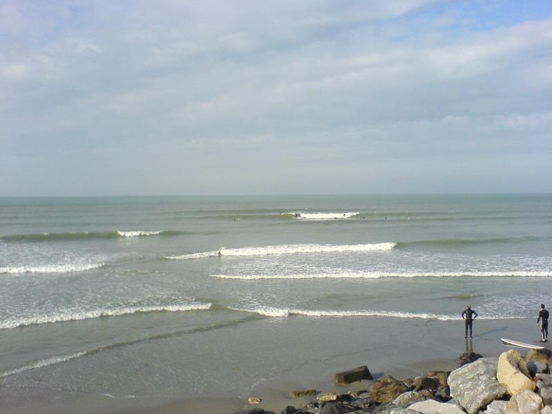 surfing wimereux