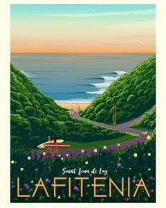 lafitenia by Damien Clavé