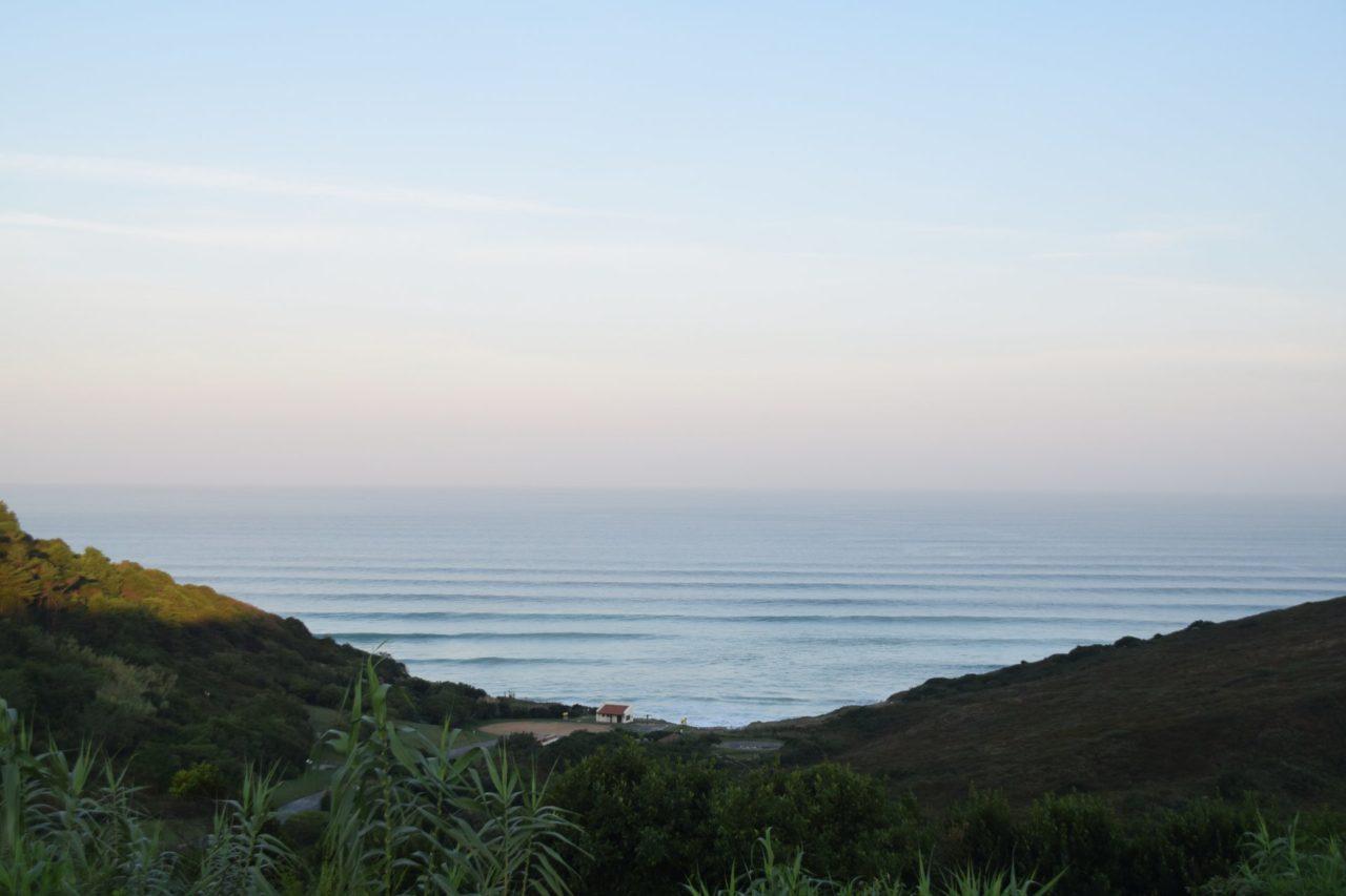 View on Erretegia