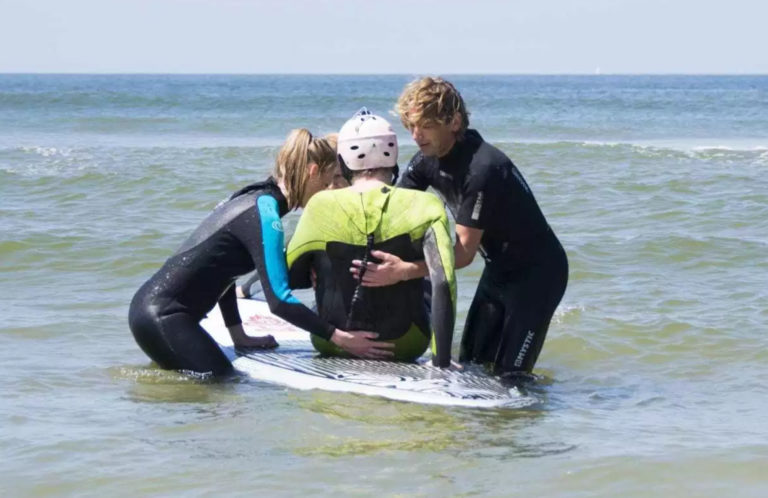 "Surftherapy: ""We see amazing things happen during surfing"""
