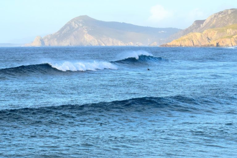 Galicia: surfing in a nature powerhouse