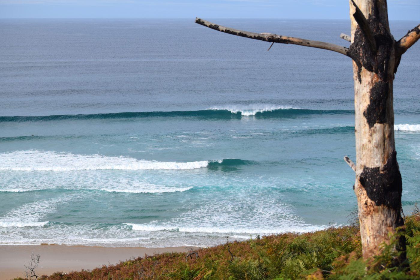 waves galicia
